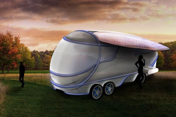 Energetic Dragonfly Camper