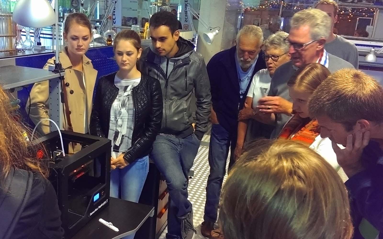 project - 3d printer - fearuters w 2